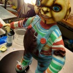 scary chucky doll