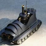 steampunk lobster tank