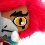 thundercats liono plush doll