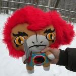 thundercats liono plush dolls