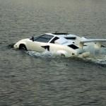 unbelievable amphibious amborghini mod