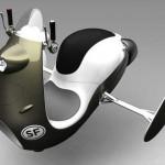 unbelievable jet scooter