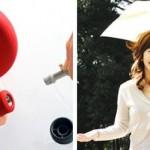 utility shoulder umbrella