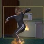 Burning Butt Prank