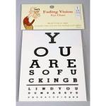 Eye Site Chart