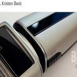 Kristen Beck's Futuristic Razor