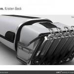 Kristen Beck's Futuristic Razor 7