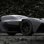 Lamborghini Ankonian  2