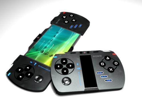 PSP - retro look