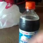Personal Coke Mentos