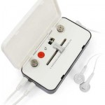 Pocket Size MP3 Player Mixing Deck
