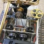 RC steamtank internal