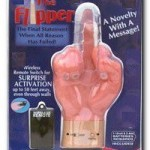 Remote Middle Finger