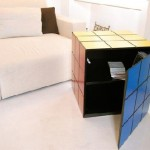 Rubik Cube Living Room