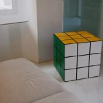 Rubik Cube Living Room (4)