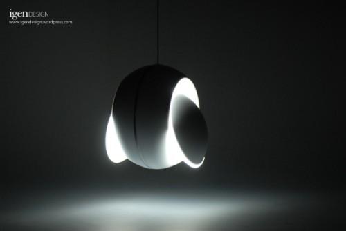 Solar Eclpse Lamp1