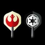 Star Wars Dart Board 2