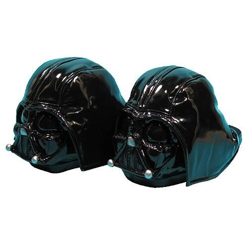 Star Wars Darth Vader slippers