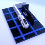 Tron Lego Art (3)