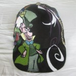 alice in wonderland hat frontal