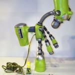 bart robot lamp design