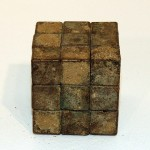 bizarre rock rubik's cube