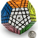 cool 12 sided pentagon rubik's cube
