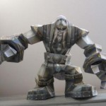 cool WOW papercraft
