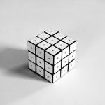 cool letter kasper sonne rubik's cube