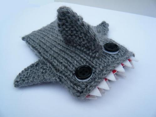 shark iphone pouch