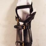 cyber bracer arm bracer demonstration