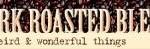 dark roasted blend thumbnail logo