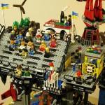 entire lego city steampunk style