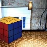 furniture rubik's cube table