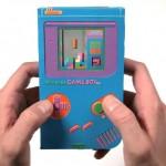 game boy color papercraft