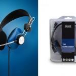 gaming headphones commander muse audio