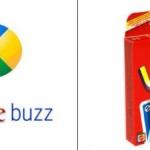google buzz and uno logo