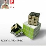 handicap blind rubik's cube
