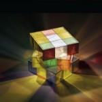 lamp rubik's cube
