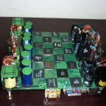 motherboard chess game set