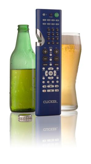 Clicker Universal Remote