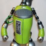new bart simpson robot