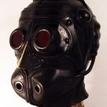 oz steampunk mask side