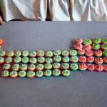 periodic table eatables cup cakes