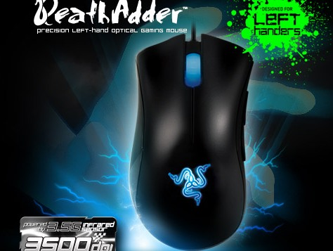 razer deathadder lh