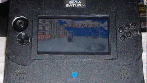 sega saturn portable