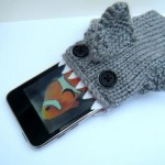 shark iphone pouch