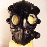 steampunk lord gasmask front