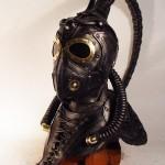 steampunk mask side
