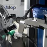 tankpitstop robot filling her up easy
